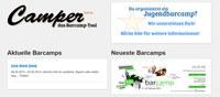 """Mit """"Camper"""" Barcamps durchführen und Partizipation ermöglichen"""