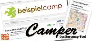 Barcamp-Orgatool barcamptools.eu plus Reader