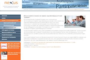 Evaluation ePartizipation